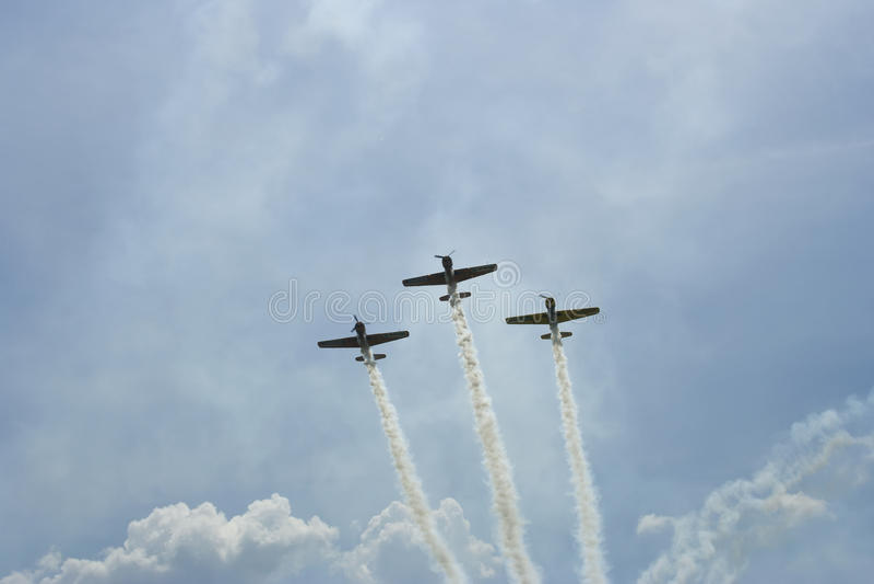 Download Acrobatic Flight, Raw Editorial Stock Photo - Image: 19785393