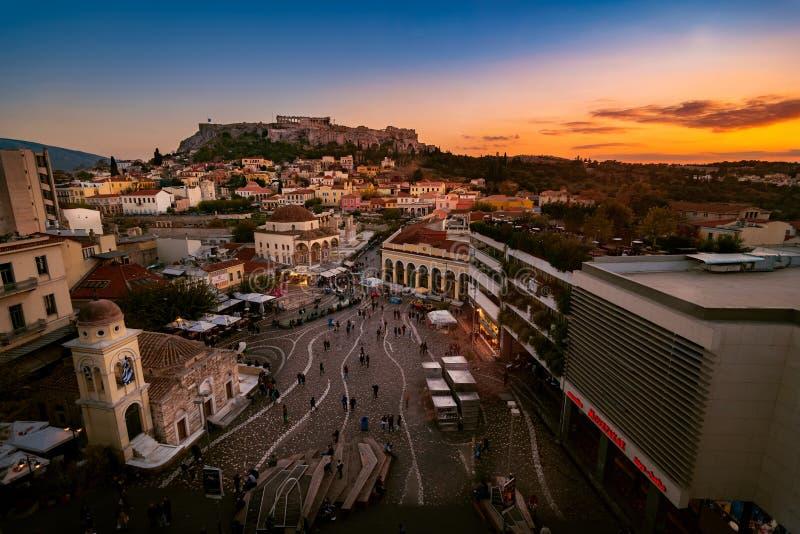 Acropole Athènes photos stock