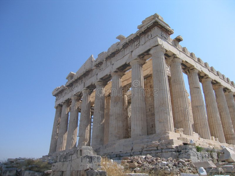 Download Acropolis stock image. Image of greeks, parthenon, greek - 1409787