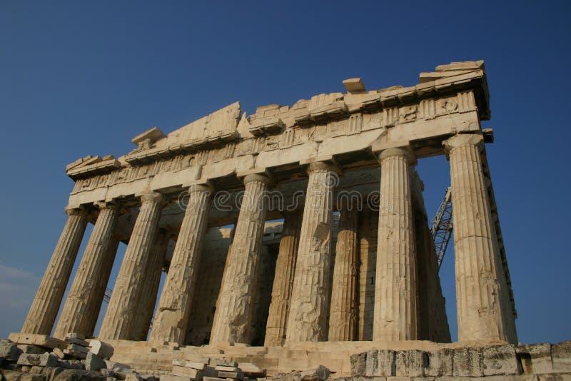 Acropolis 4 foto de stock