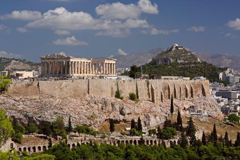 Acropolis, Athens royalty free stock photo