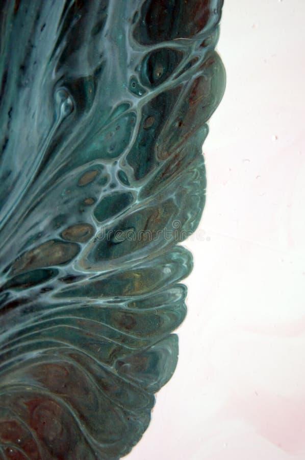 Acryl, Farbe, abstrakt Nahaufnahme der Malerei Bunter abstrakter Malereihintergrund Hoch-strukturierte Ölfarbe Hohe Qualität lizenzfreies stockbild