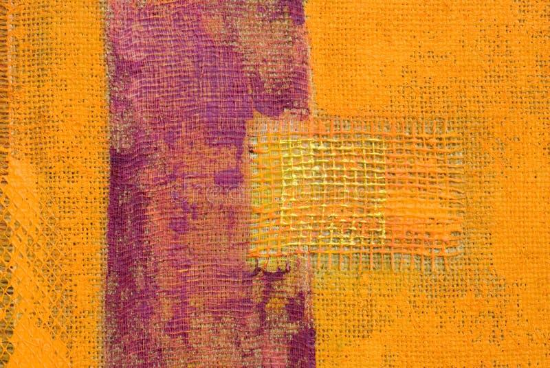 Acrylanstrich lizenzfreie abbildung