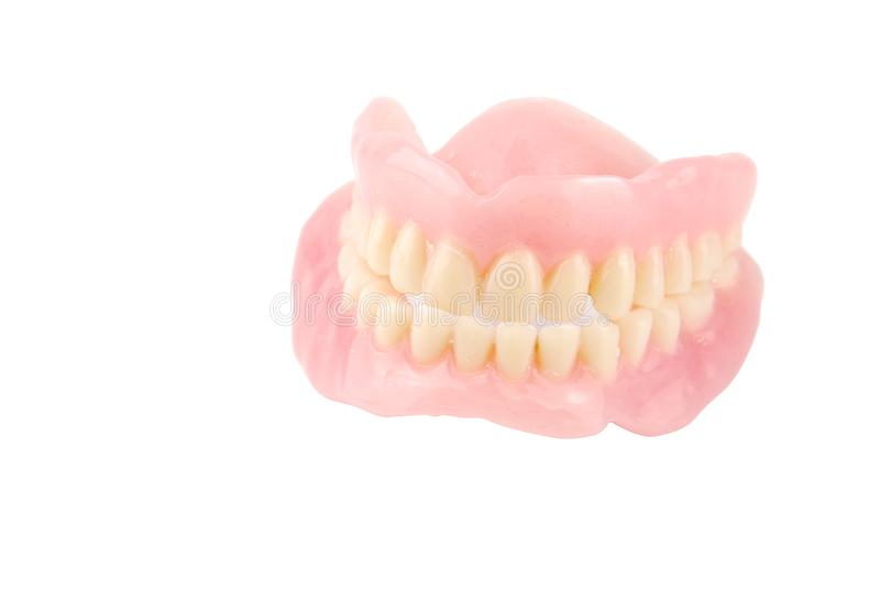 Download Acrylic denture stock photo. Image of healthy, dentistry - 13791612