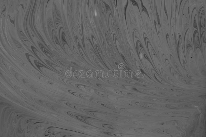 Acrylic liquid- mixed fluid paints art work. Fluid Art- liquid ink pattern. Acrylic paint- acrylic paint to create picture of any style. Artwork blob swirl royalty free stock photo
