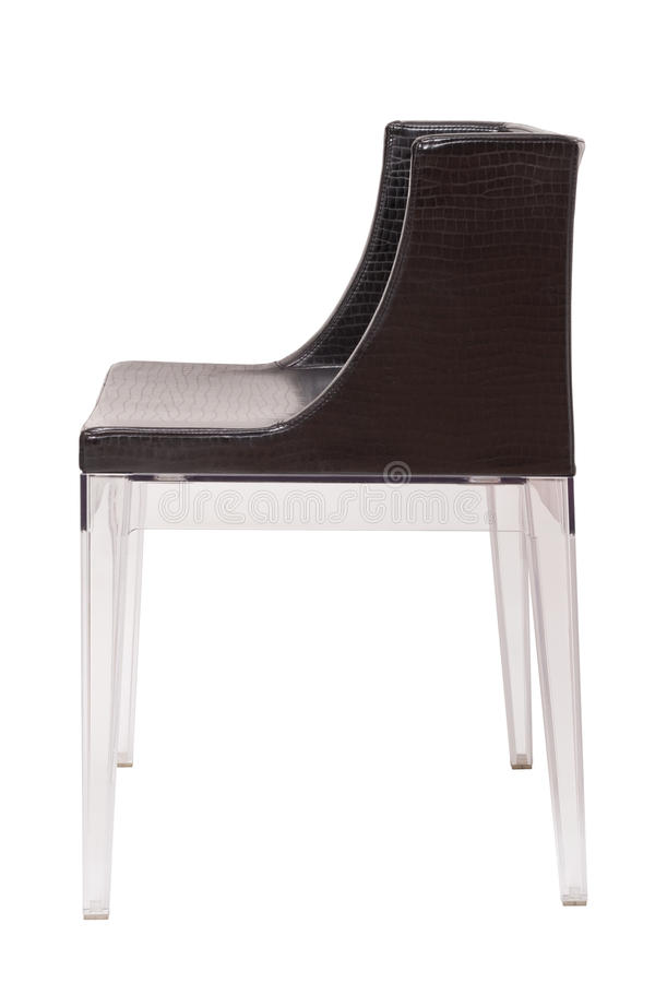 Download Acrylic seat stock image. Image of sideview, chic, indoors - 25292873