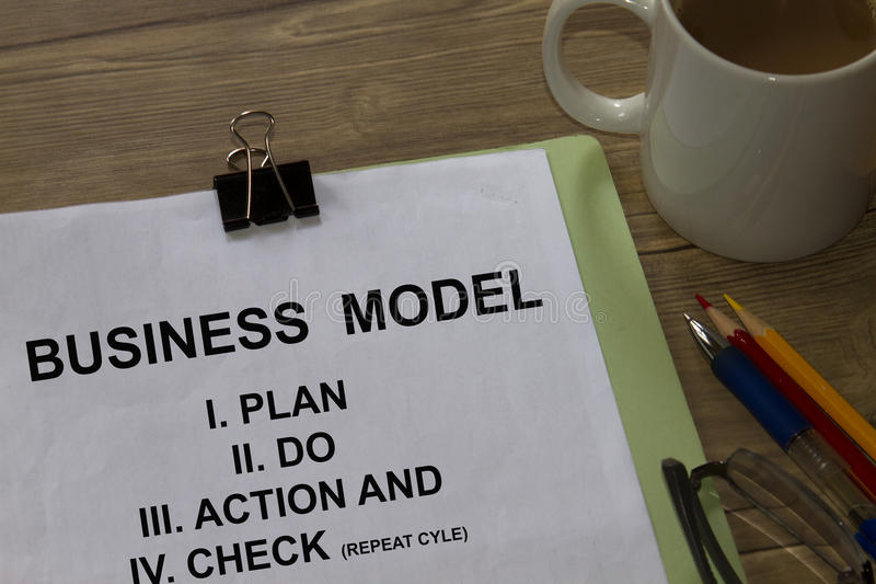 Act-do-plan-check abstract. Used in many businss moddel royalty free stock photos