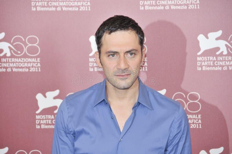 Acteur Filippo Timi images stock
