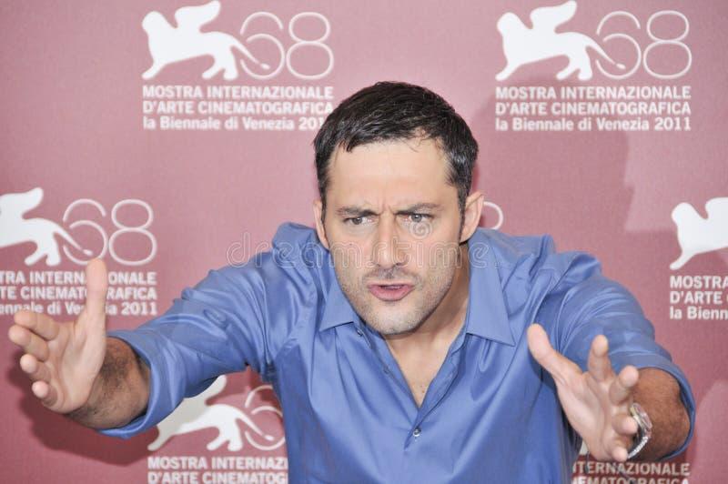 Acteur Filippo Timi photos stock