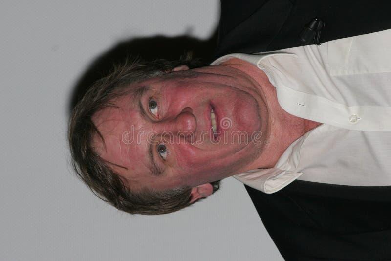 Acteur Gerard Depardieu stock afbeelding