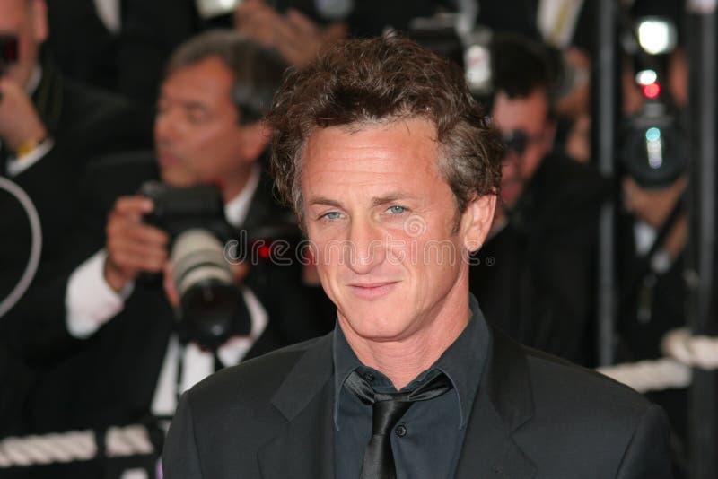 Acteur Sean Penn photo stock