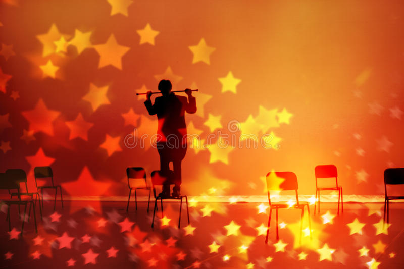 Download Acting Stage Production Background Stock Photo - Image: 17116478