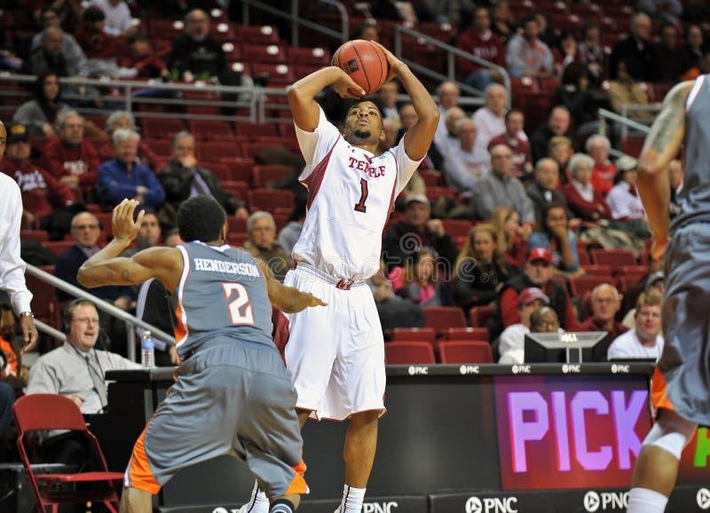 Action 2012 du basket-ball des hommes de NCAA images stock