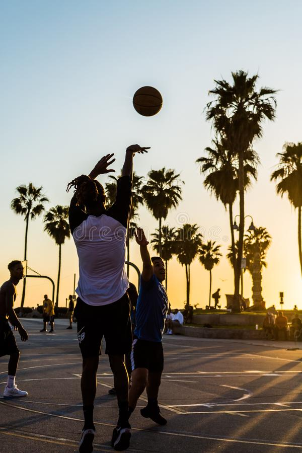 Action, Backlit, Ball royalty free stock image