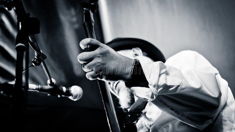 Donny Suhendra, Jazz Musicians. stock image