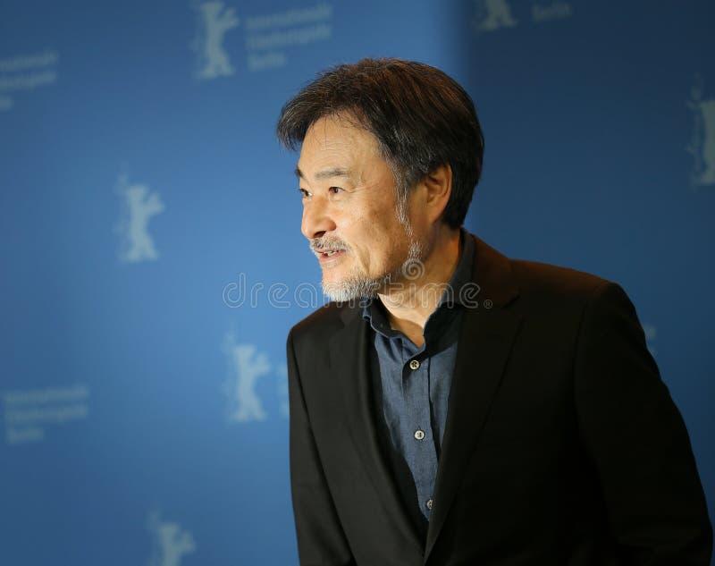 Actitudes de Kiyoshi Kurosawa en el ` presentimiento del ` imágenes de archivo libres de regalías