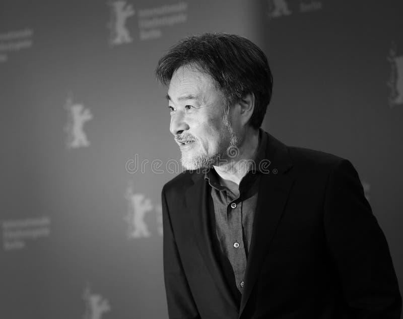 Actitudes de Kiyoshi Kurosawa en el ` presentimiento del ` foto de archivo libre de regalías