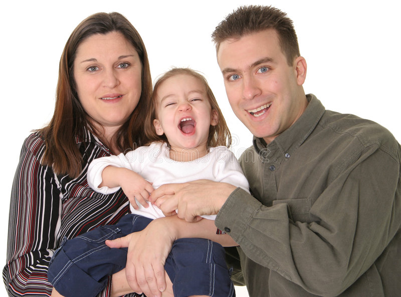 Download Active Baby? stock image. Image of smile, isolated, girl - 80297