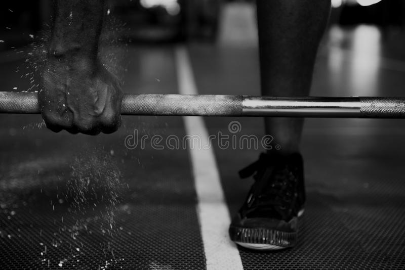 Active People Sport Workout Concept stock photography