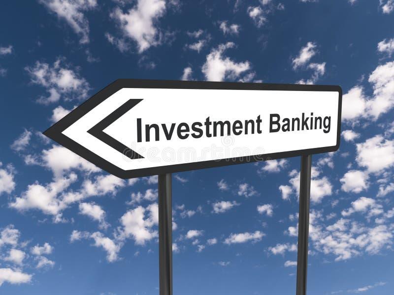 Actividades bancarias de inversión ilustración del vector