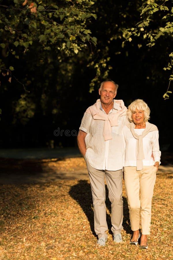 Activiteiten voor de bejaarden stock foto's