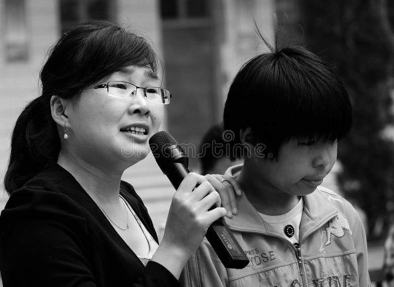 Download The activities of a donor editorial stock photo. Image of hostes - 24991923