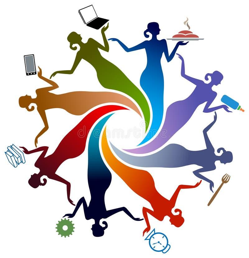 Free Activities Of Women Stock Photos - 53228233
