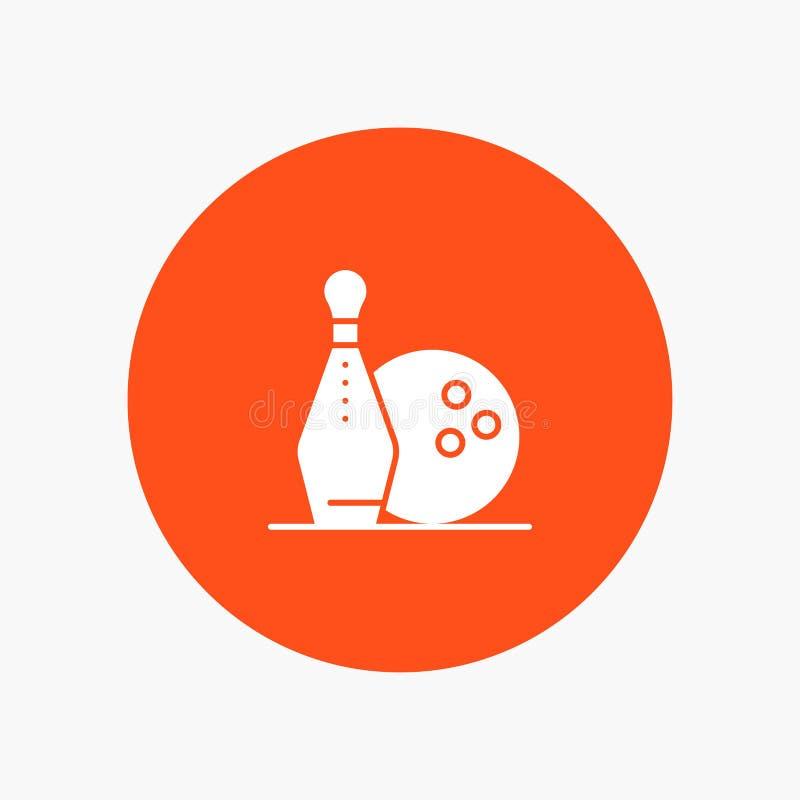 Activity, Bowling, Bowls, Keg ling vector illustration