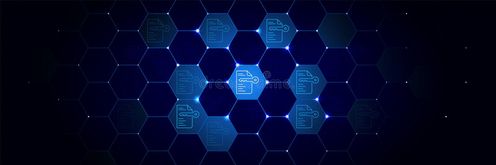 Activity, subject icon from General data project set in the technological. Comb background royalty free illustration