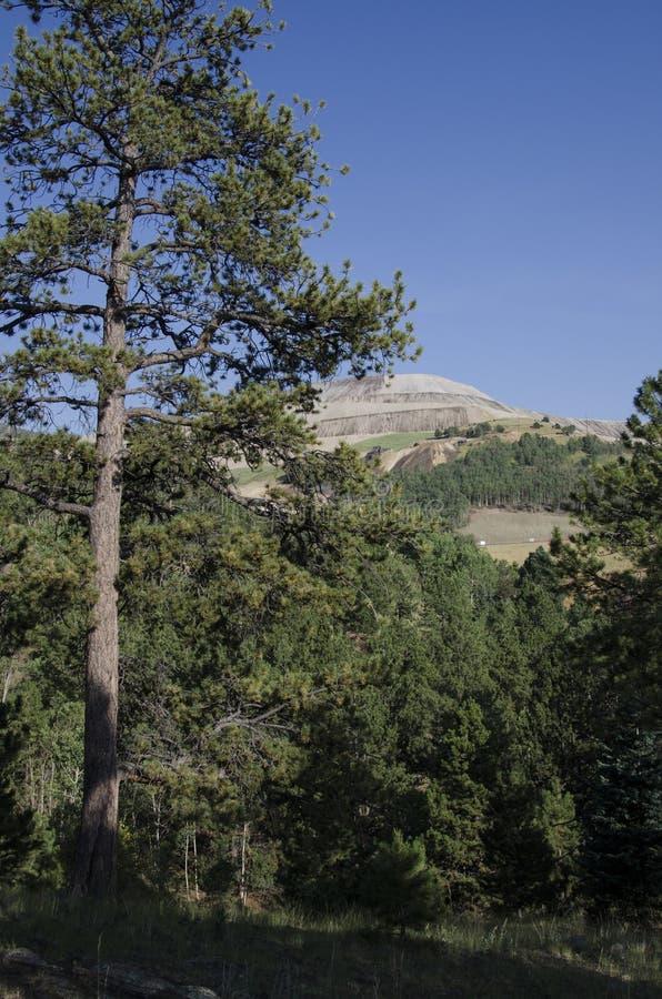 Activre Złocisty kopalnictwo lokalizować w zwycięzcy Kolorado zdjęcie stock