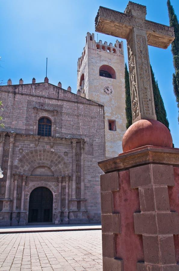Actopan Mexique photographie stock libre de droits