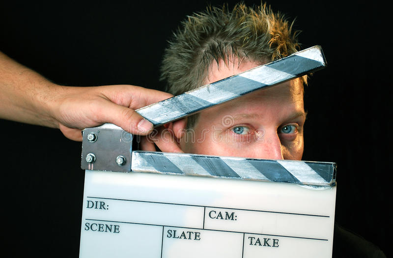 Download Actor stock photo. Image of board, action, camera, blue - 10848214