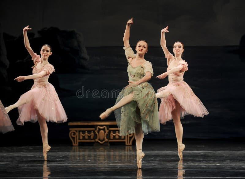 Actor del ballet imagen de archivo libre de regalías