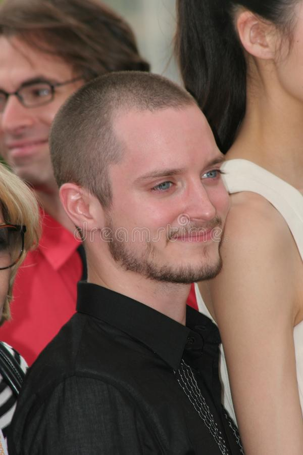 Download Actor Elijah Wood editorial stock image. Image of cannes - 12856999