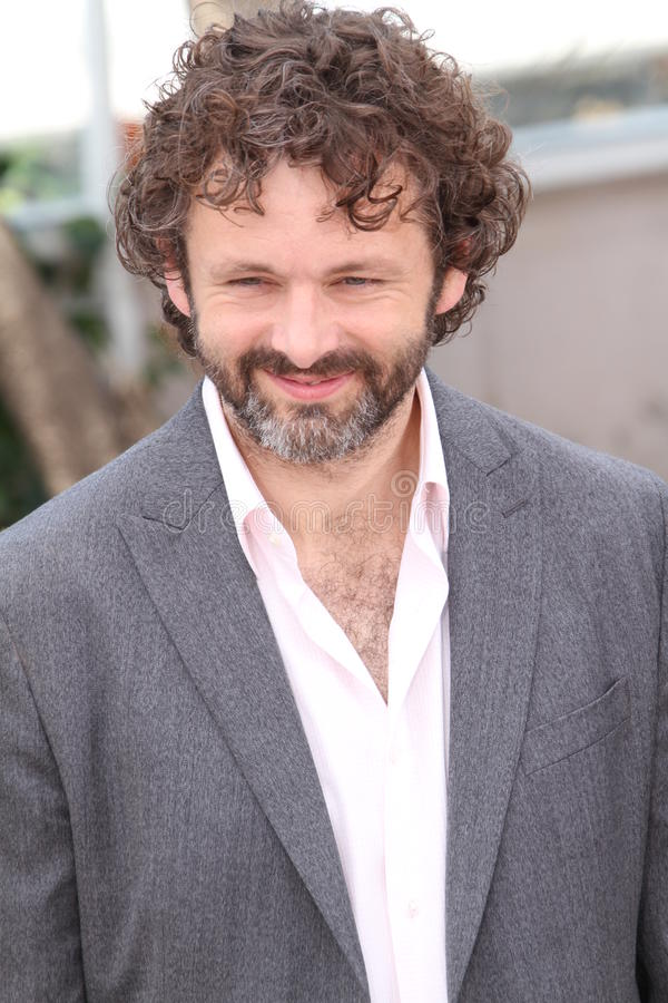 Actor Michael Sheen royalty free stock photography