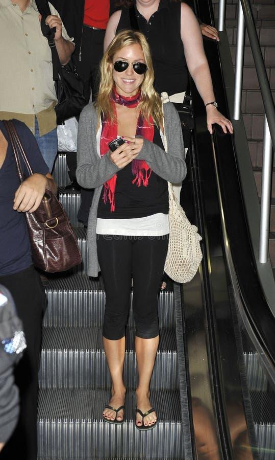 Download Actress Kristin Cavallari Is Seen At LAX Editorial Stock Photo - Image: 15932473