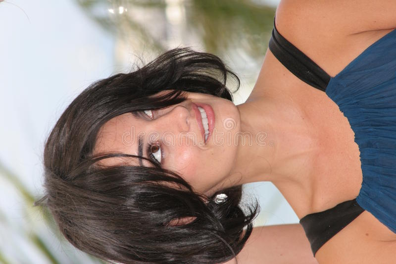 Actress Penelope Cruz stock images