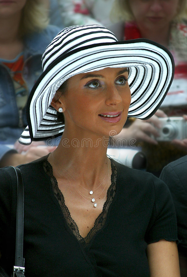 Actrice Ekaterina Strizhenova images stock