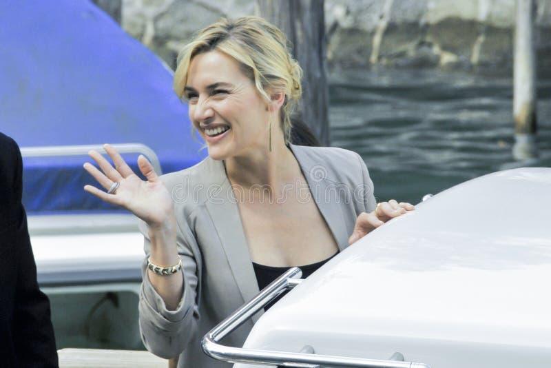 Actrice Kate Winslet royalty-vrije stock afbeeldingen