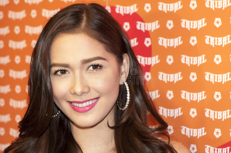 Actrice Maja Salvador photo libre de droits