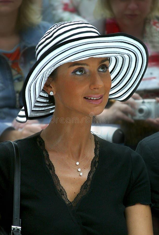 Actriz Ekaterina Strizhenova imagenes de archivo
