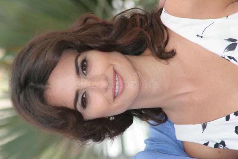 Actriz Penélope Cruz foto de archivo