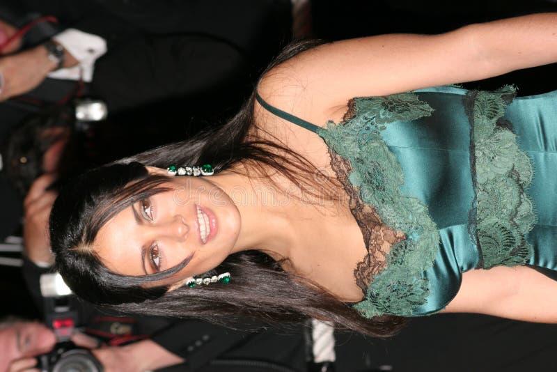 Actriz Salma Hayek imagens de stock royalty free