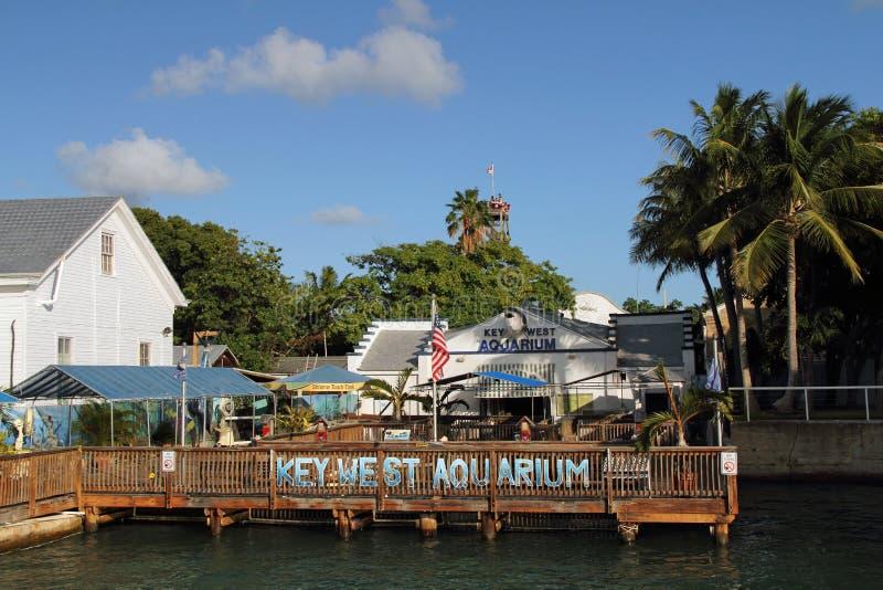 Acuario de Key West foto de archivo libre de regalías