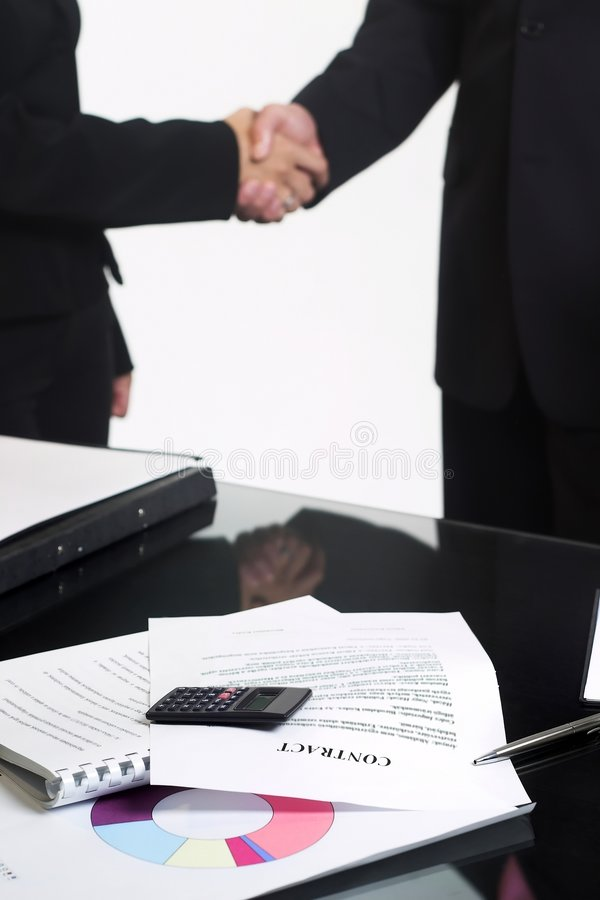 Acuerdo imagen de archivo