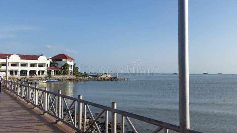 Acuerdo portugués Melaka fotografía de archivo libre de regalías
