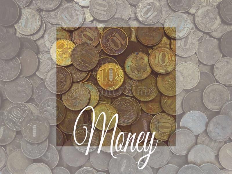 Acumulado del dinero fotos de archivo