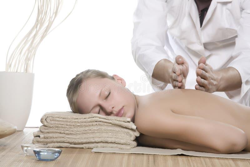 Acupressure Massage
