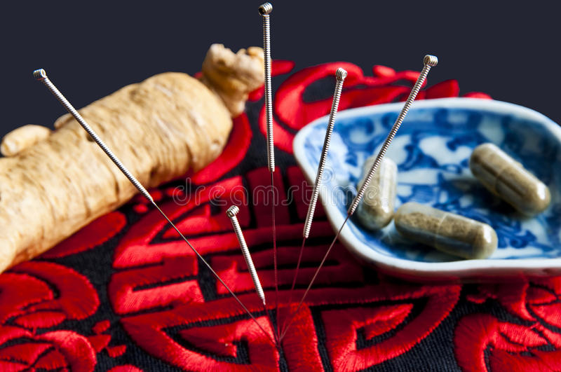 Download Acupuncture Stock Photos - Image: 15841173