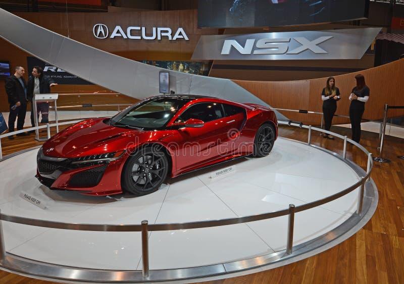 Acura NSX obraz stock
